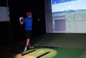 Application for Teaching Sports Technique – Golf simulator