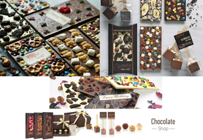 Chocolate-on-Demand Online Customization Tool – Chocolate Bars