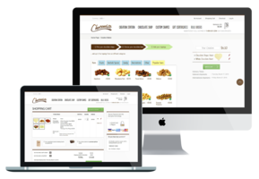 Chocolate-on-Demand Online Customization Tool – Creation Station