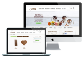 Chocolate-on-Demand Online Customization Tool – Getting started