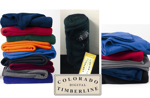 Colorado Timberline — Digital printing on garment