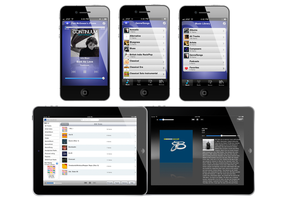 PS Audio Music Manager, Server and Player — Mobile apps