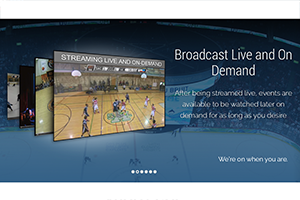 Sports broadcasting system